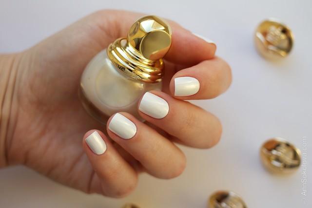 11 Dior Diorific Vernis #022 Mirror over Mavala   White
