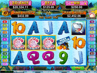Ocean Oddities Free Spins