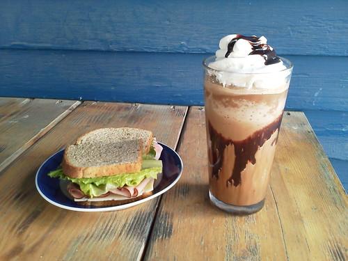 Baristas Epic Coffee Ride