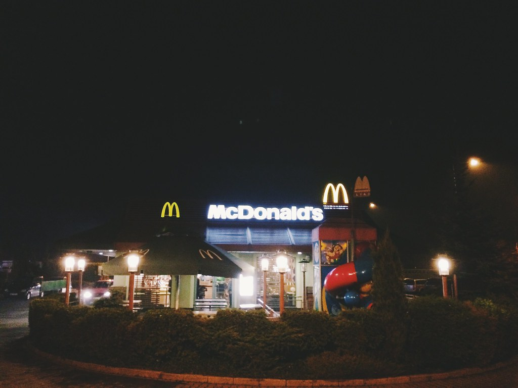 McDonald's in Poland (11/22/14)