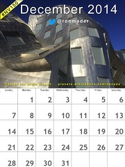 December 2014 Calendar: Lou Ruvo Center for Brain Health #nv150