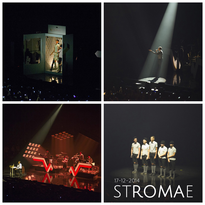 Stromae Roma December 2014