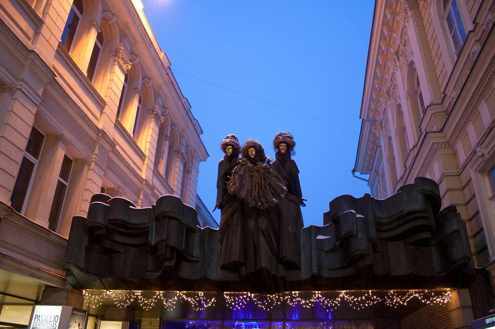 Christmas Magic in Vilnius