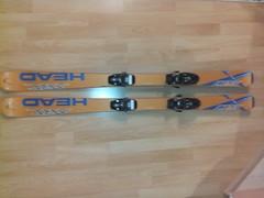 Prodám lyže + boty - titulní fotka