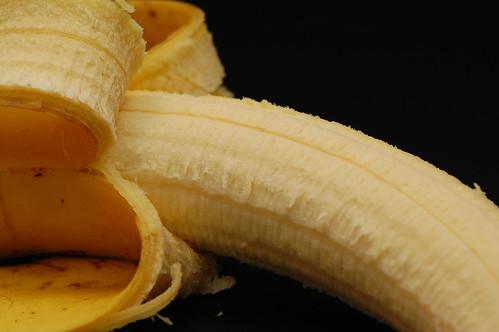 Die hochwohlgeborene Banane Obst Frucht Foto Makroaufnahme Brigitte Stolle