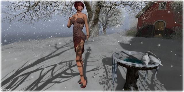 ZanZe - ISABEL Strapless Asymmetric Dress
