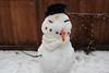 Dutch-Japanese Snowman