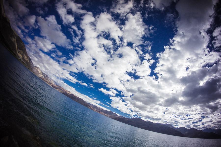 Озеро Бангонг. Ладакх, Индия © Kartzon Dream - авторские путешествия, авторские туры в Индию, тревел фото, тревел видео, фототуры