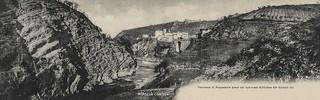 Ascoli com'era: Acquasanta Terme, panorama (<1927)
