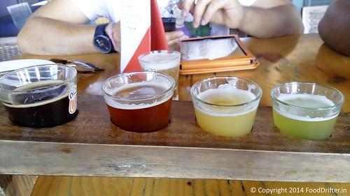 Beer Samplers At TJs