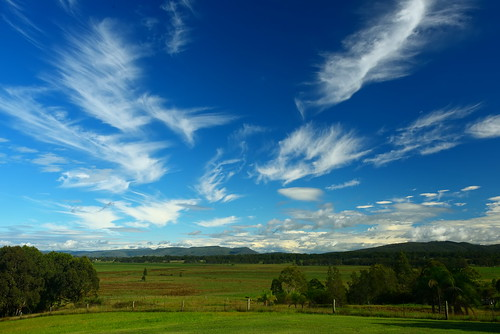 clouds australia newsouthwales huntervalley woodville
