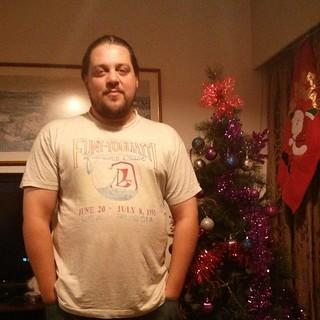 21+ year old t-shirt found. Still fits! :)