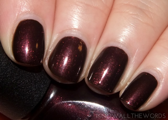 nicole by opi new shades- profoundly purple  (2)