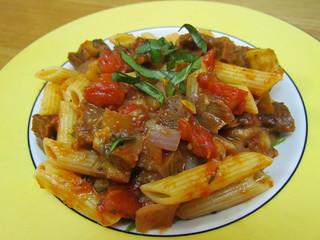 Ziti with Sicilian-Style Tomato Sauce