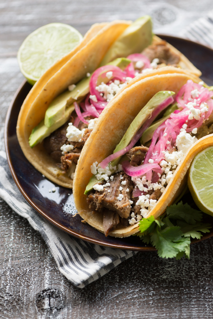 These lamb carnitas tacos are an amazing addition to my self ...