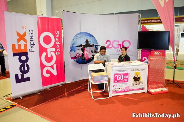 2Go Exhibit Stand