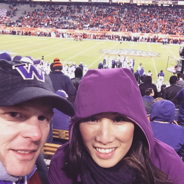 Hoping for a comeback. #CactusBowl ��#GoDawgs ��#GoHuskies