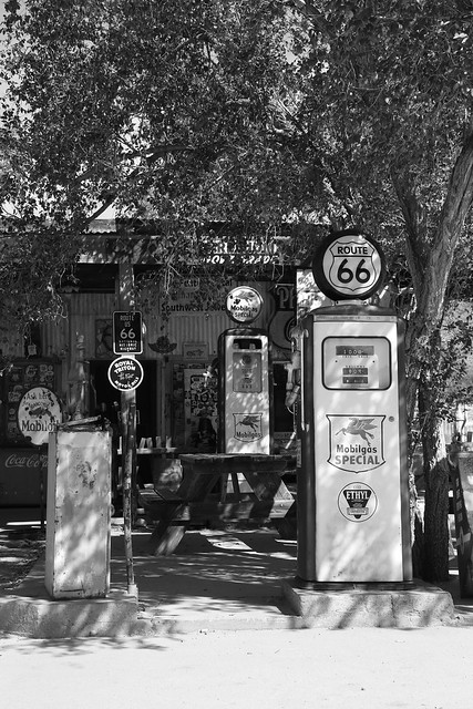 Hackberry General Store, Arizona.