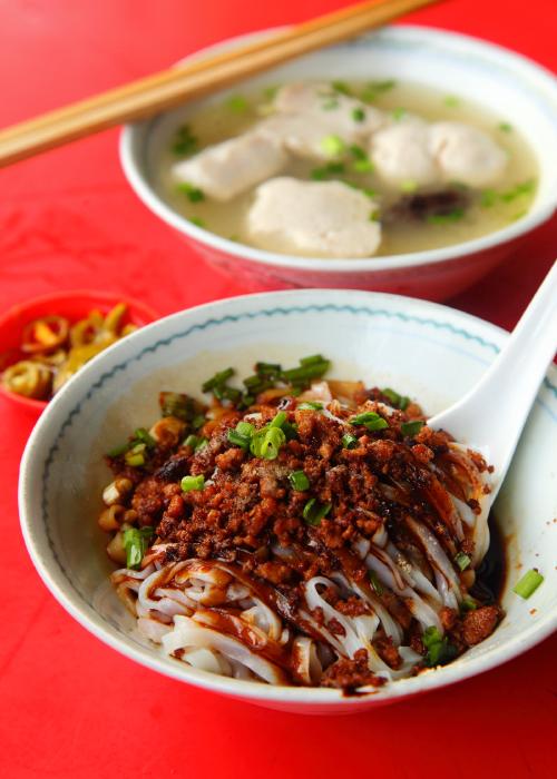 Jalan Imbi Pork-Noodle