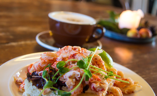 Chai Latte and a Sandwich (Explore 2015-01-05)