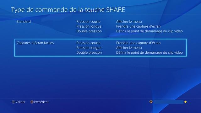 PS4 Screenshots faciles