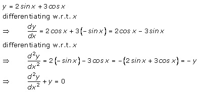 RD Sharma Class 12 Solutions Chapter 12 Higher Order Derivatives Ex 12.1 Q6
