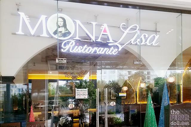 Mona Lisa Ristorante SM Aura