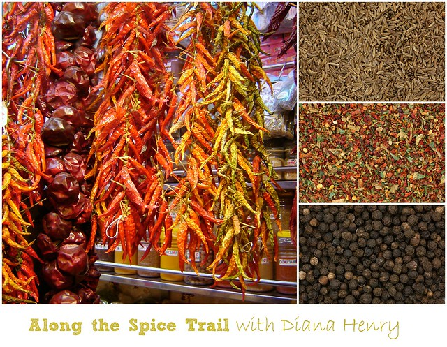 Along the Spice Trail