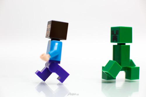 minecraft lego 21115