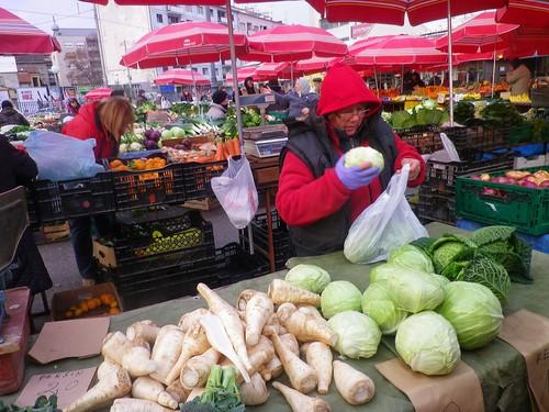 不帶錢上菜市場,高麗菜。圖片提供:楊宗翰