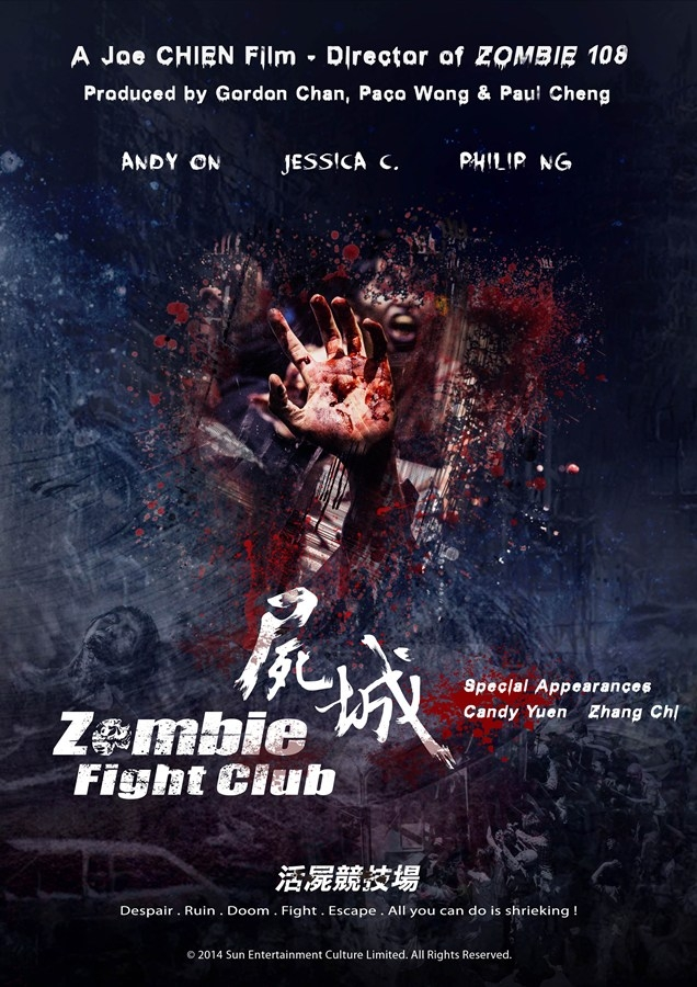Đấu Trường Xác Sống - Zombie Fight Club (2014)