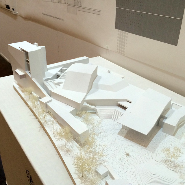 Theatre Karlsruhe Extension Competition 2014