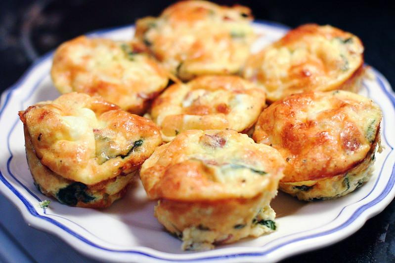 Sunday Brunch: Mini Italian Frittatas