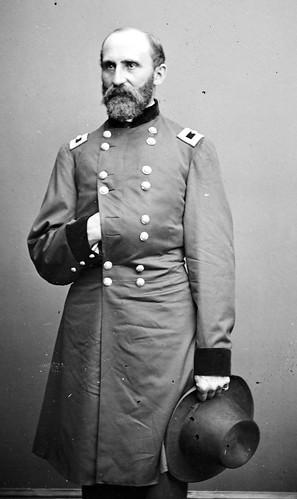 Brig. Gen. Rufus Saxton