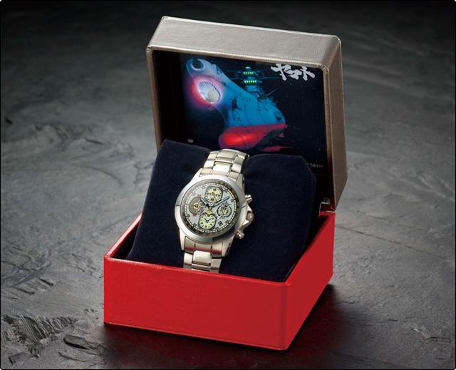 宇宙戰艦大和號40週年 映画公開紀念錶 推薦
