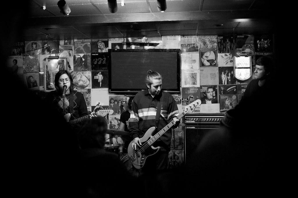 Nathan Ma & the Rosettes at O'Leaver's Pub | Jan. 22, 2015