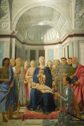 clase alta Virgen pequeña en Almería