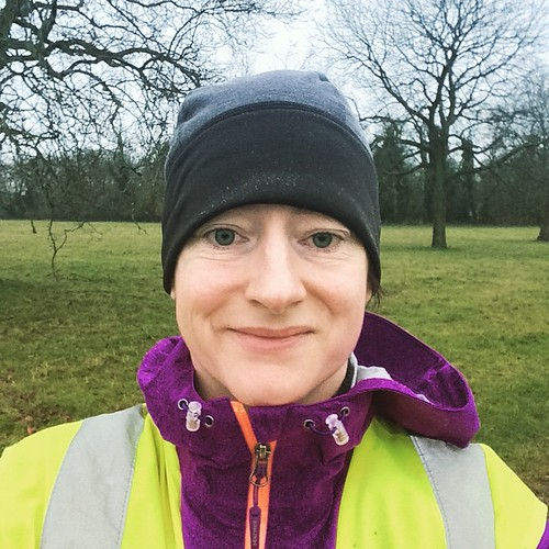 Volunteering today @wimpoleparkrun a good way to start 2015 #givingback #janathon