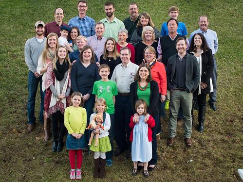 The Batson family