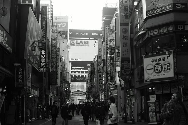 新宿劣化 - Kabuki-Cho, Shinjuku Tokyo, 04 Jan 2015. 024
