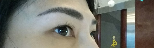 Day 3 Post Eyebrow Touch Up