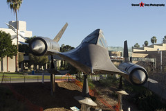 60-6927 - 124 - Lockheed A-12 Blackbird TA-12 Titanium Goose - California Science Center - Los Angeles, California - 141223 - Steven Gray - IMG_5850