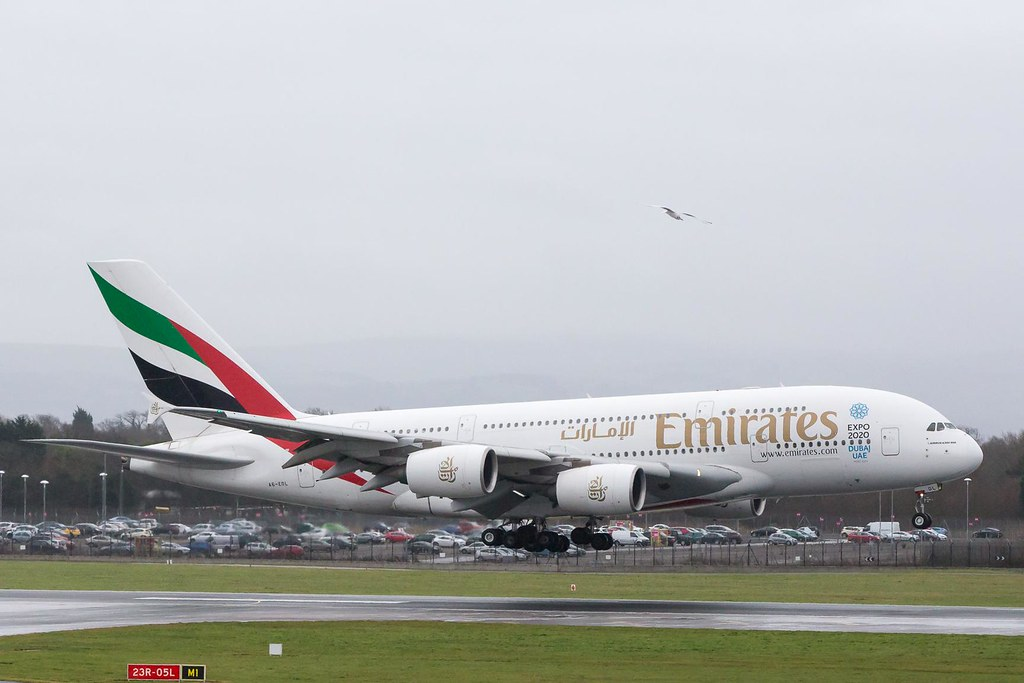 A6-EDL - A388 - Emirates