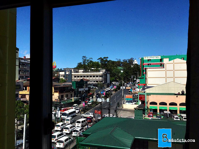 dely's Inn baguio location