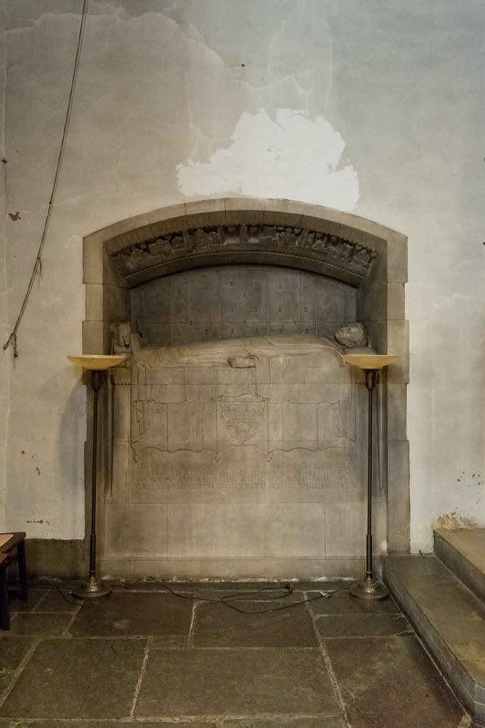 Goodhue Tomb | Church of the Intercession, Manhattan
