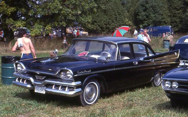 1957 Dodge Custom Royal 4 door - a photo on Flickriver  1957 Dodge Cust...