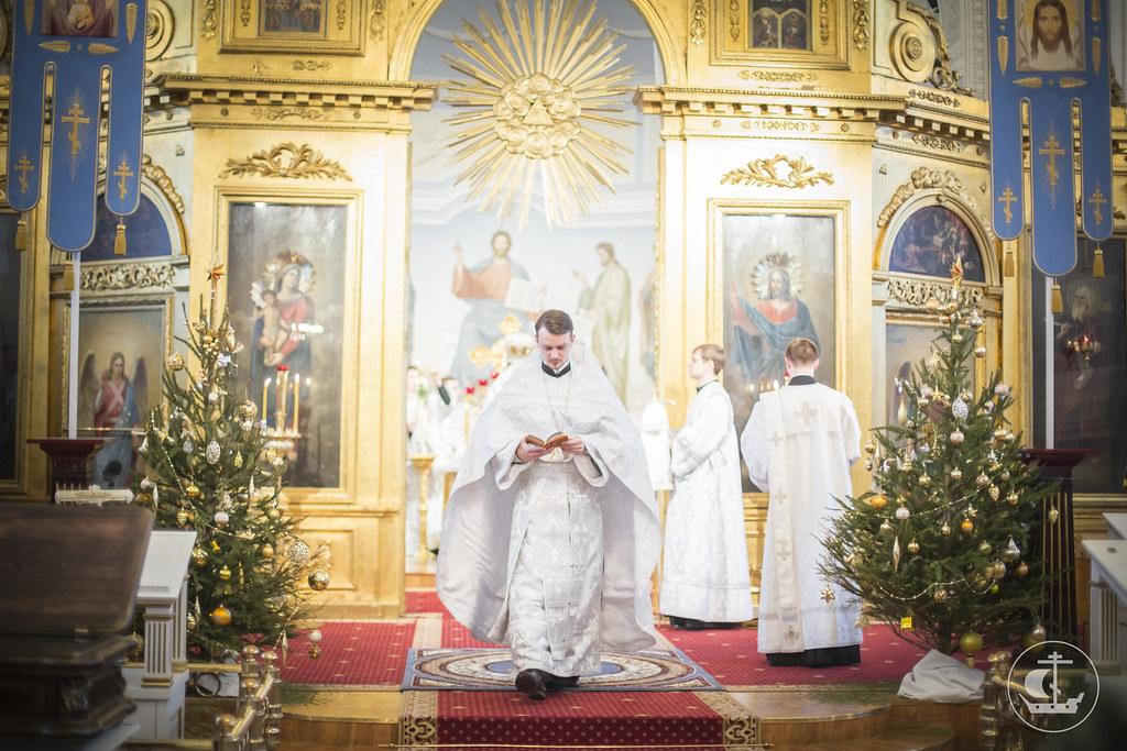 19 января 2015, Крещение Господне / 19 January 2015, Baptism of the Lord
