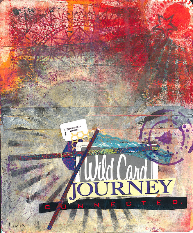 Art Journal - Journey