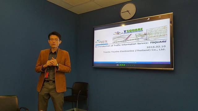สัมภาษณ์บริษัท TTET ผู้สร้างแอพจราจร TSquare จากข้อมูล GPS จริงกว่า 6 หมื่นตัวทั่วไทย