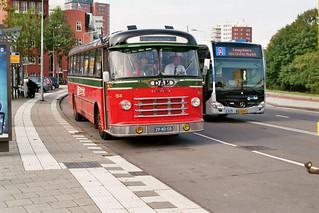 DAM-bus 154 uit 1965